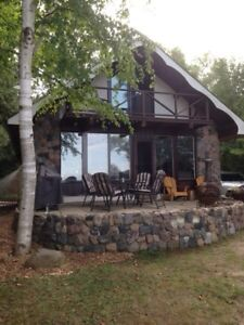 Beautiful waterfront home for rent