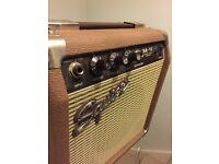 Squire acoustic amp