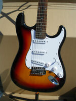 Dr. Tech Stratocaster NEW