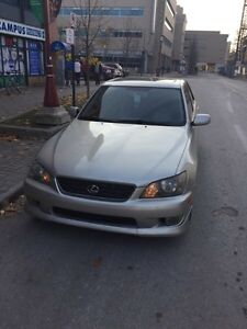 2005 Lexus IS300 (As-Is quick sale)