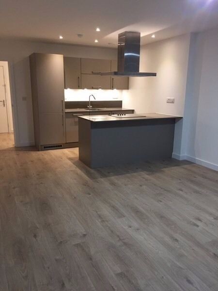 Two bedroom apartment with 2 bathroom - Spacious new built - great location