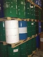 55 Gallon Steel Drums/Barrels - FOOD GRADE