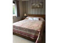 Lovely quilt 280x260cm Super King Size