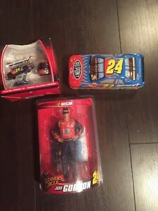 NASCAR. Jeff Gordon. Diecast.