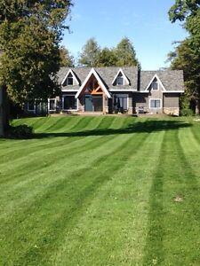 DL LawnCare & SnowRemoval (locals helping locals) Kawartha Lakes Peterborough Area image 1