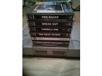 2 x Playstation 1 bundles. Comes with 6 games all leads, 2 official pads