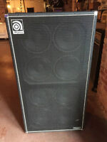 Ampeg 810 cabinet