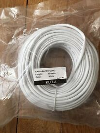 Keela cat 5e ethernet cable Patch Cord 30 Metre New sealed