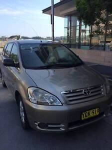 2003 Toyota Avensis Wagon (new engine) Cheltenham Hornsby Area Preview