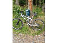 Specialized FSR XC mountain bike (full suspension)