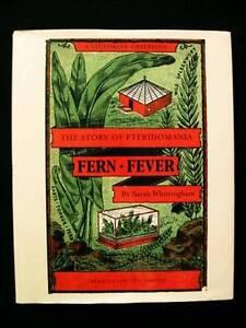 Fern Fever - Sarah Whittingham [Hardback] Loganholme Logan Area Preview