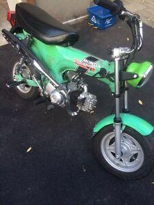 Kids mini bike