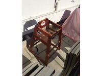High chair )home/restaurant/coffeshop