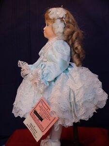 Meggan's Collectors Canadian Procelain Handmade Doll (Sandra) London Ontario image 4