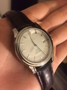 Swiss Made Omega Deville Co-axial Chronometer watch