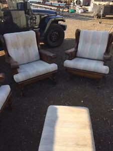 Antique couch and 2 chairs  Kitchener / Waterloo Kitchener Area image 2