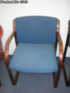 Used Office Furniture: Reception Guest Chairs starting at $60
