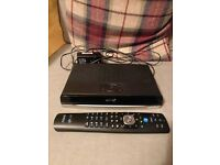 BT Youview+ player set top box
