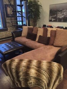 Beautiful sofa/couch/cuddled chair