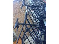 B-twin Road/racing Bike £160 includes: free Giant tyre, light and rear mudguard.will Swap for MTB