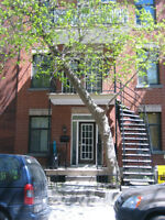 = Park Lafontaine = 3 Bedrooms = Private Terrace = Plateau =