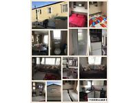 Caravan for hire treccobay porthcawl
