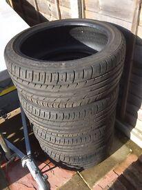 Load Rated Van Tyres