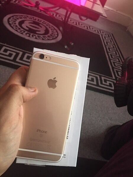 iPhone 6s newin Portsmouth, HampshireGumtree - iPhone 6s new on all network in gold 16GB call for more information....... ....... ........ selling because I wonna get the new htc 10