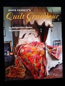 Quilts - Kaffe Fassett - Quilt Grandeur [20 Designs] Loganholme Logan Area Preview