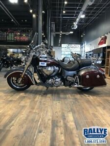 2018 Indian Motorcycle Springfield Dark Horse ABS Thunder Black