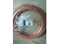 Copper tube 25 meters x 10mm