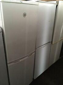 Zanussi white good looking frost free fridge freezer cheap
