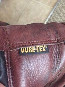 Men's work boots size 8 certified steel toed