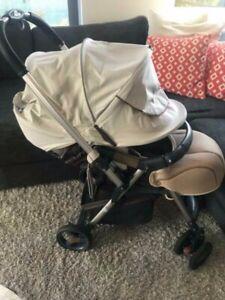 Combi Urban Walker Prestige Stroller   Accessories