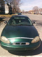 1999 Mercury Sable GS Berline