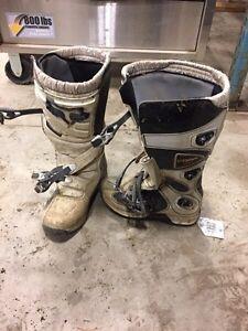 Fox comp 5 boots