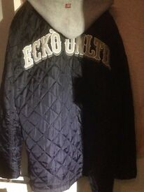 Nice ECKO UNLIMITED MENS JACKET XL ONLY £15 VGC