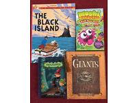 Bundle of 8 books