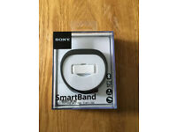 Sony Smart band - Brand new.