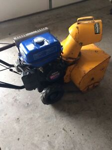 Snowblower Craftsman/24""
