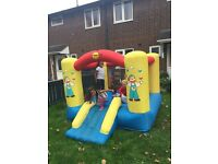Happy hop bouncy castle £60