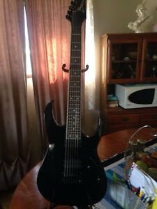 Electric guitar- Ibanez 7 string -RG series