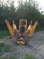 JD 455E / Complete with 540 Dutchman Tree Spade