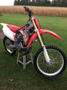 2012 CRF 250 Honda Dirtbike London Ontario image 1
