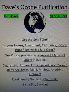 !!Odor Removal Services!!