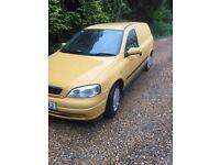 Vauxhall Astra 1.7cdti nice little comperny van