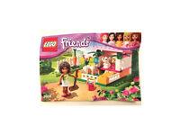 LEGO Friends - Andrea's bunny hutch