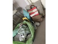 Large mixed bundle of mostly used items to sell on