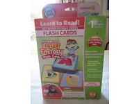 Leap Frog - Interactive letter factory flash cards