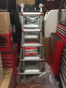 Telescoping Multi Purpose Ladder Bayswater Knox Area Preview